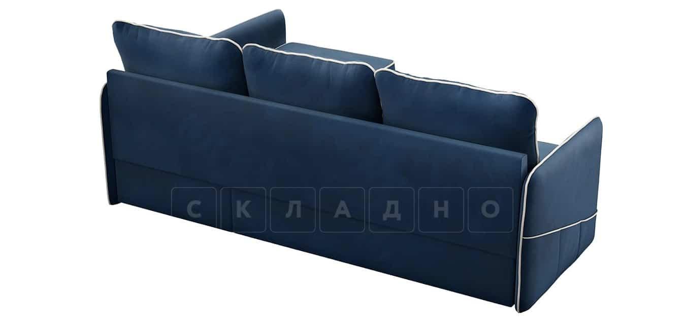 Диван угловой Слим темно-синий правый фото 3 | интернет-магазин Складно