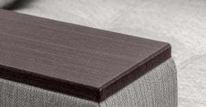 Кресло с подлокотниками Атланта рогожка серый 8490 рублей, фото 4 | интернет-магазин Складно