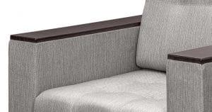 Кресло с подлокотниками Атланта рогожка серый 8490 рублей, фото 5 | интернет-магазин Складно