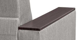 Кресло с подлокотниками Атланта рогожка серый 8490 рублей, фото 6 | интернет-магазин Складно