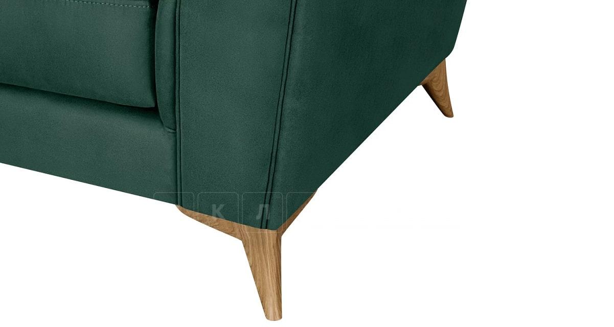 Кресло Честер на ножках изумрудный фото 5 | интернет-магазин Складно