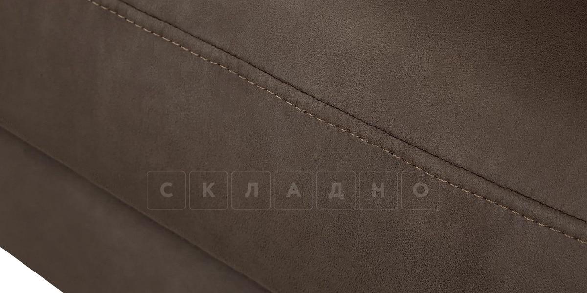 Кресло Честер на ножках коричневый фото 6 | интернет-магазин Складно
