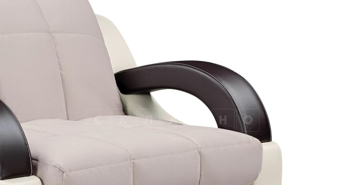 Кресло со спальным местом Мадрид бежевый фото 4 | интернет-магазин Складно