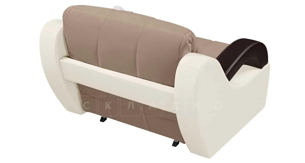 Кресло со спальным местом Мадрид коричневый фото 3 | интернет-магазин Складно