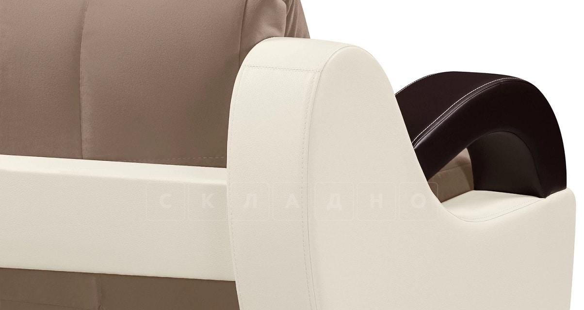 Кресло со спальным местом Мадрид коричневый фото 4 | интернет-магазин Складно