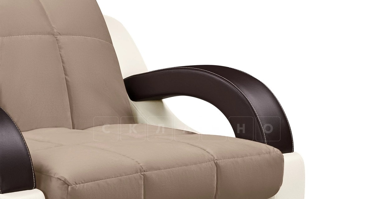 Кресло со спальным местом Мадрид коричневый фото 5 | интернет-магазин Складно