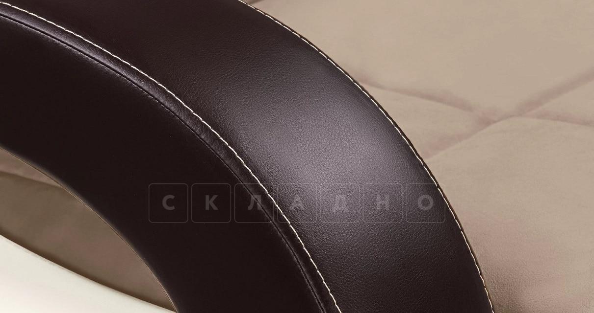 Кресло со спальным местом Мадрид коричневый фото 6 | интернет-магазин Складно