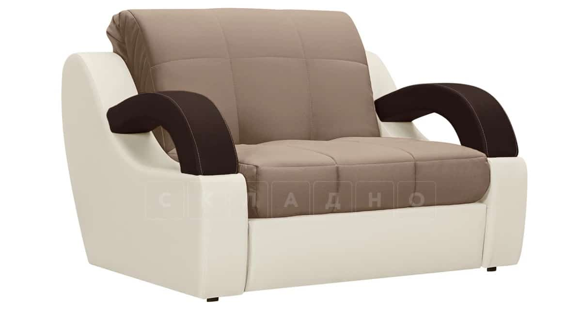 Кресло со спальным местом Мадрид коричневый фото 1 | интернет-магазин Складно