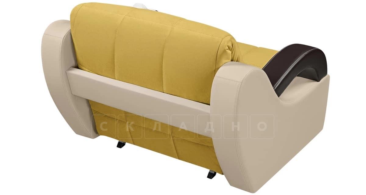 Кресло со спальным местом Мадрид оливковый фото 3 | интернет-магазин Складно