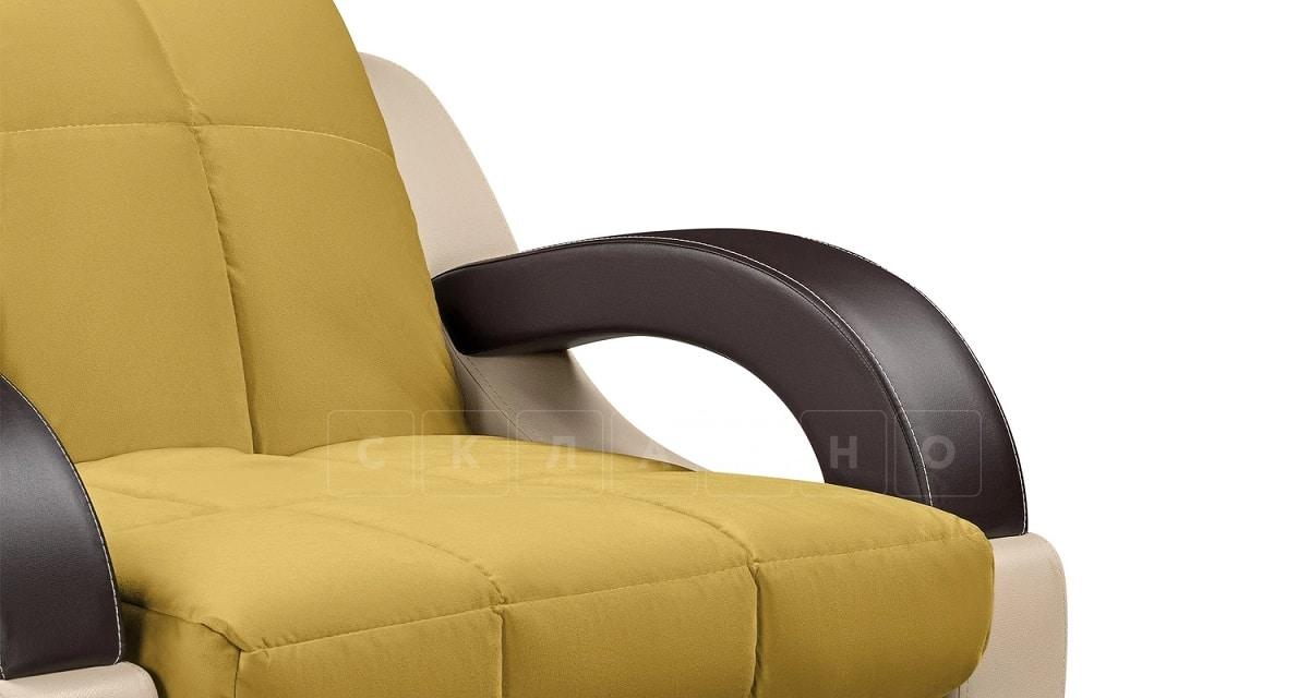 Кресло со спальным местом Мадрид оливковый фото 5 | интернет-магазин Складно