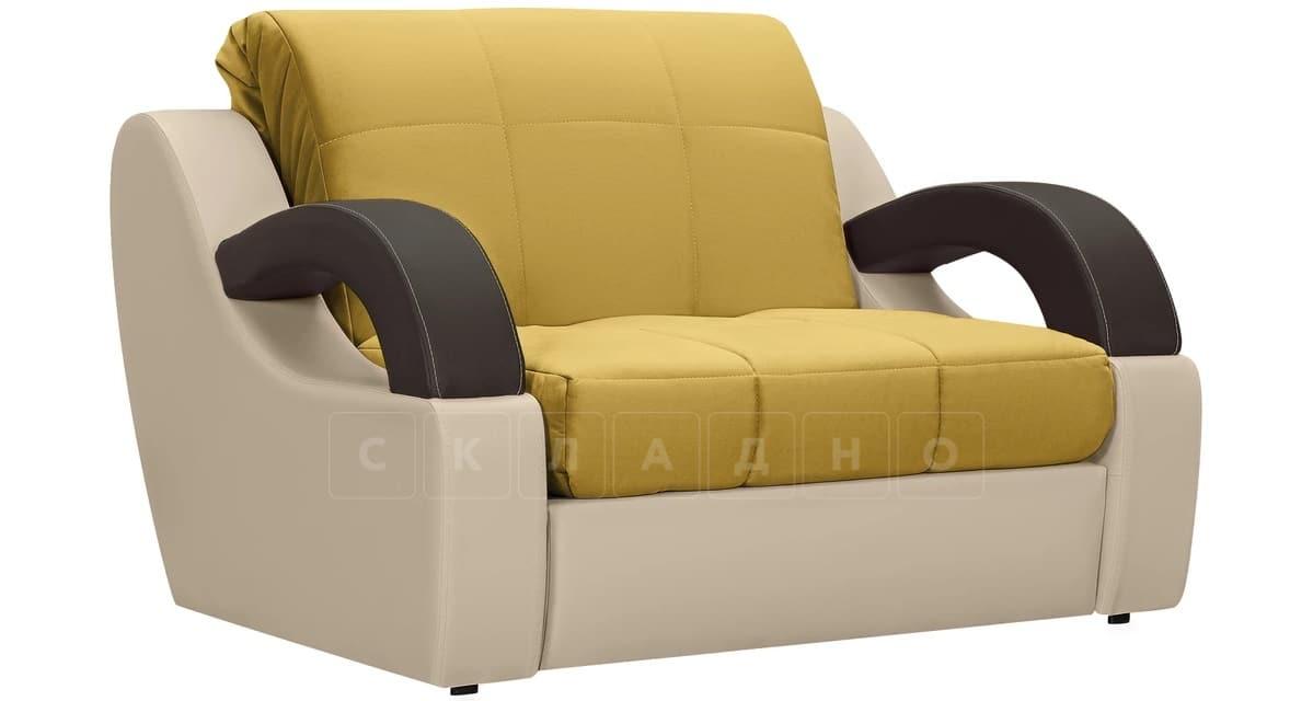 Кресло со спальным местом Мадрид оливковый фото 1 | интернет-магазин Складно