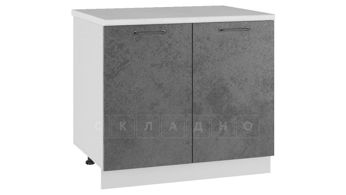 Кухонный шкаф напольный Шале ШН100 фото 2 | интернет-магазин Складно