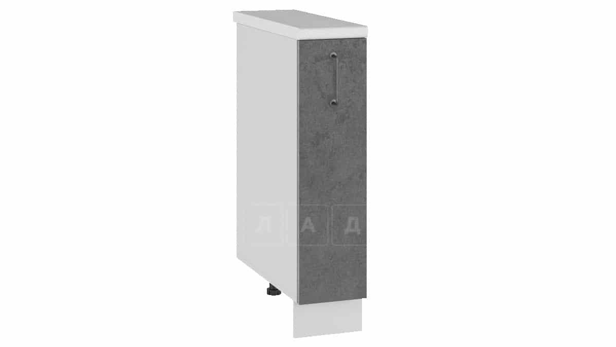 Кухонный шкаф напольный Шале ШН15 бутылочница фото 2 | интернет-магазин Складно