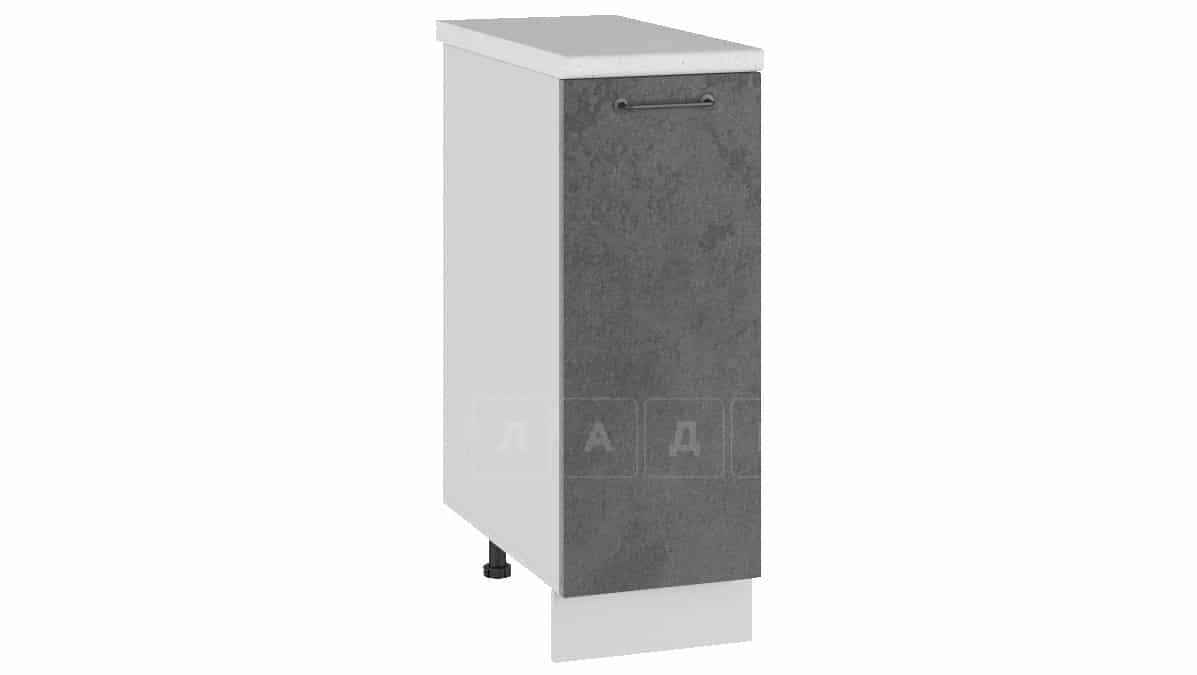 Кухонный шкаф напольный Шале ШНБ20 бутылочница фото 2 | интернет-магазин Складно