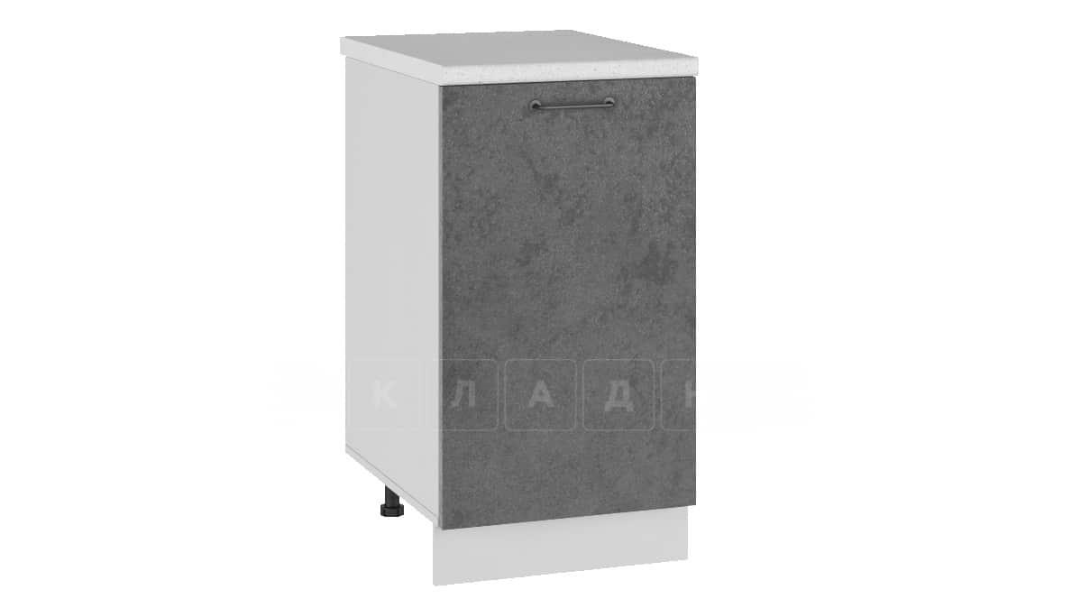 Кухонный шкаф напольный Шале ШН40 фото 2 | интернет-магазин Складно