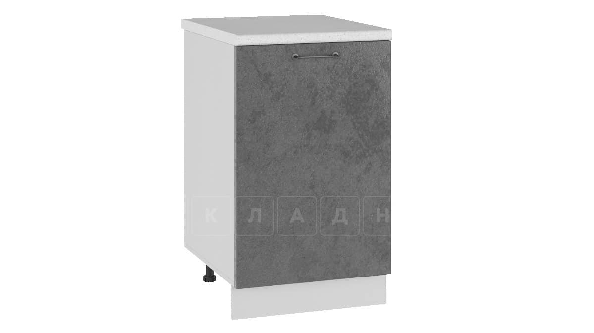 Кухонный шкаф напольный Шале ШН50 фото 2   интернет-магазин Складно