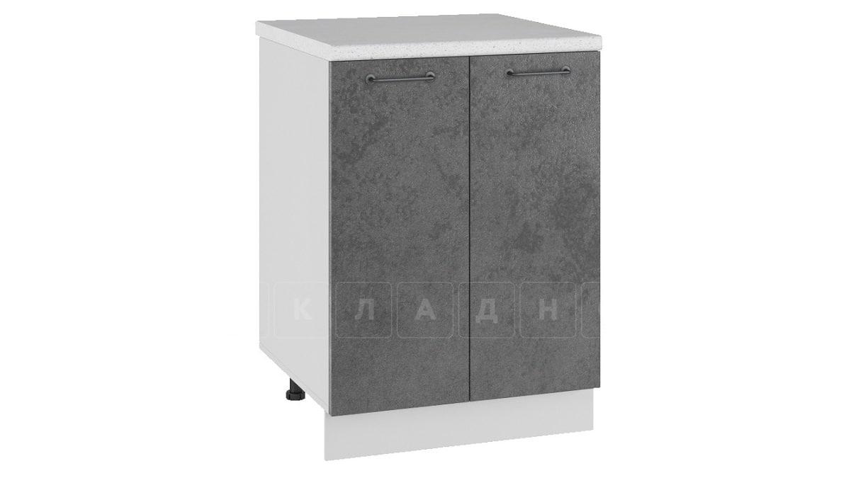 Кухонный шкаф напольный Шале ШН60 фото 2 | интернет-магазин Складно