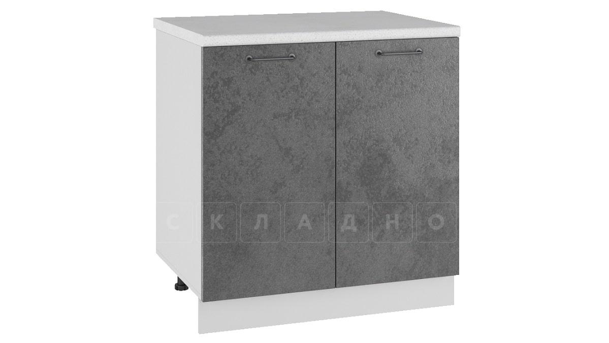 Кухонный шкаф напольный Шале ШН80 фото 2   интернет-магазин Складно