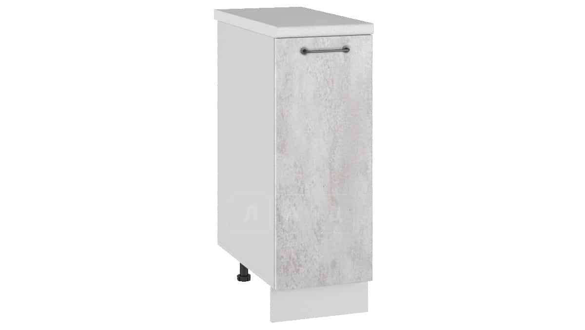 Кухонный шкаф напольный Шале ШНБ20 бутылочница фото 1 | интернет-магазин Складно