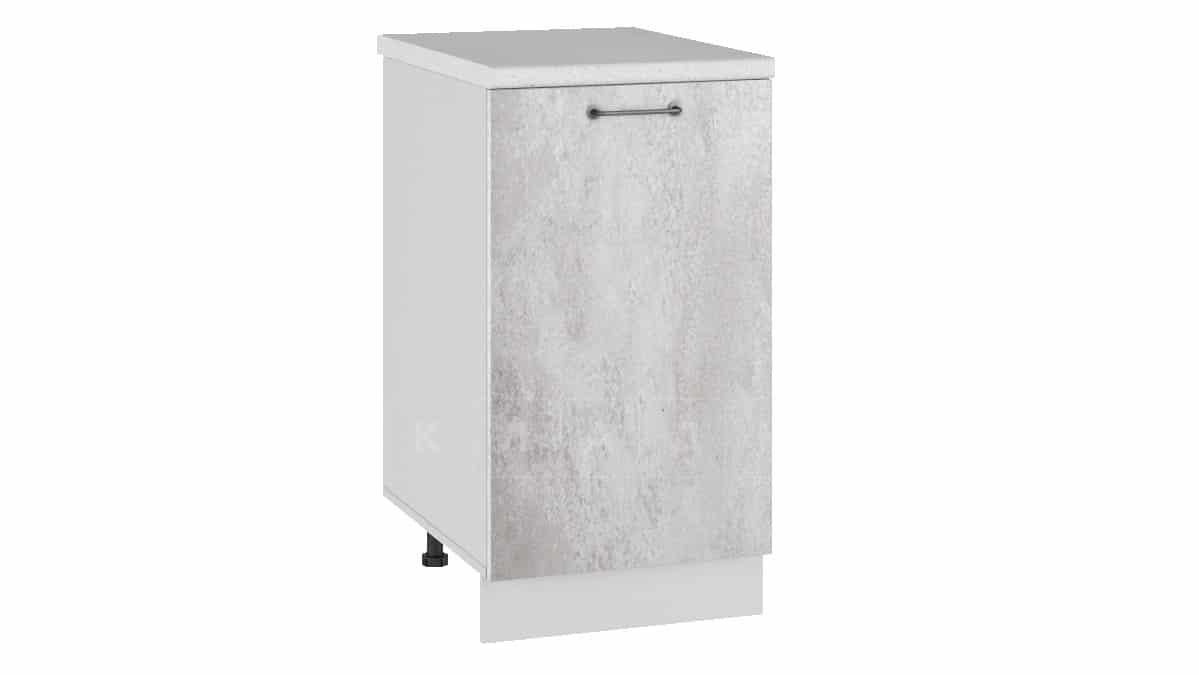 Кухонный шкаф напольный Шале ШН40 фото 1 | интернет-магазин Складно