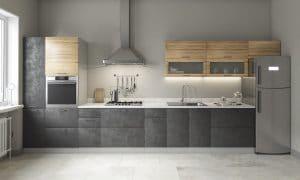 Кухонный гарнитур Шале 480 см фото | интернет-магазин Складно