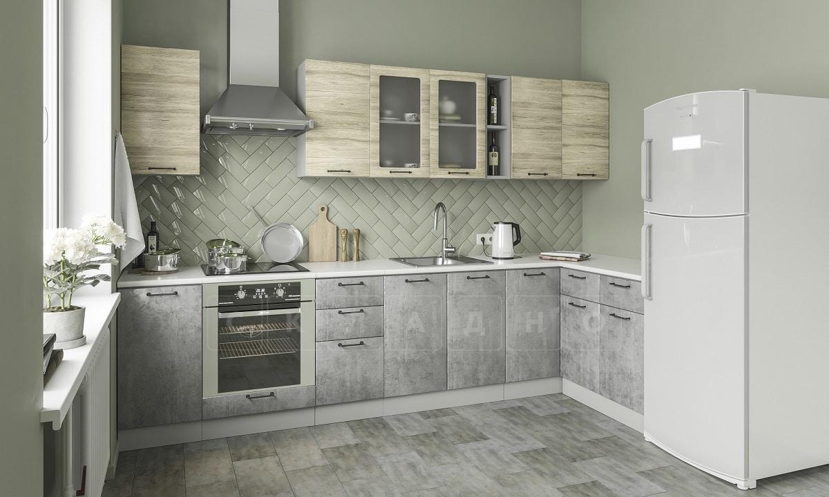 Кухня угловая Шале 320х140 см фото 1 | интернет-магазин Складно