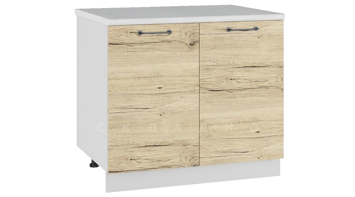 Кухонный шкаф напольный Даллас ШН100 фото 1   интернет-магазин Складно