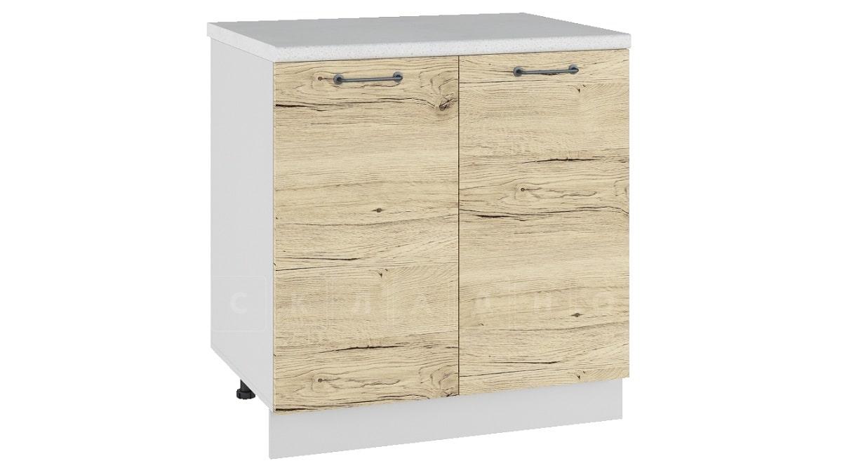 Кухонный шкаф напольный Даллас ШН80 фото 1   интернет-магазин Складно