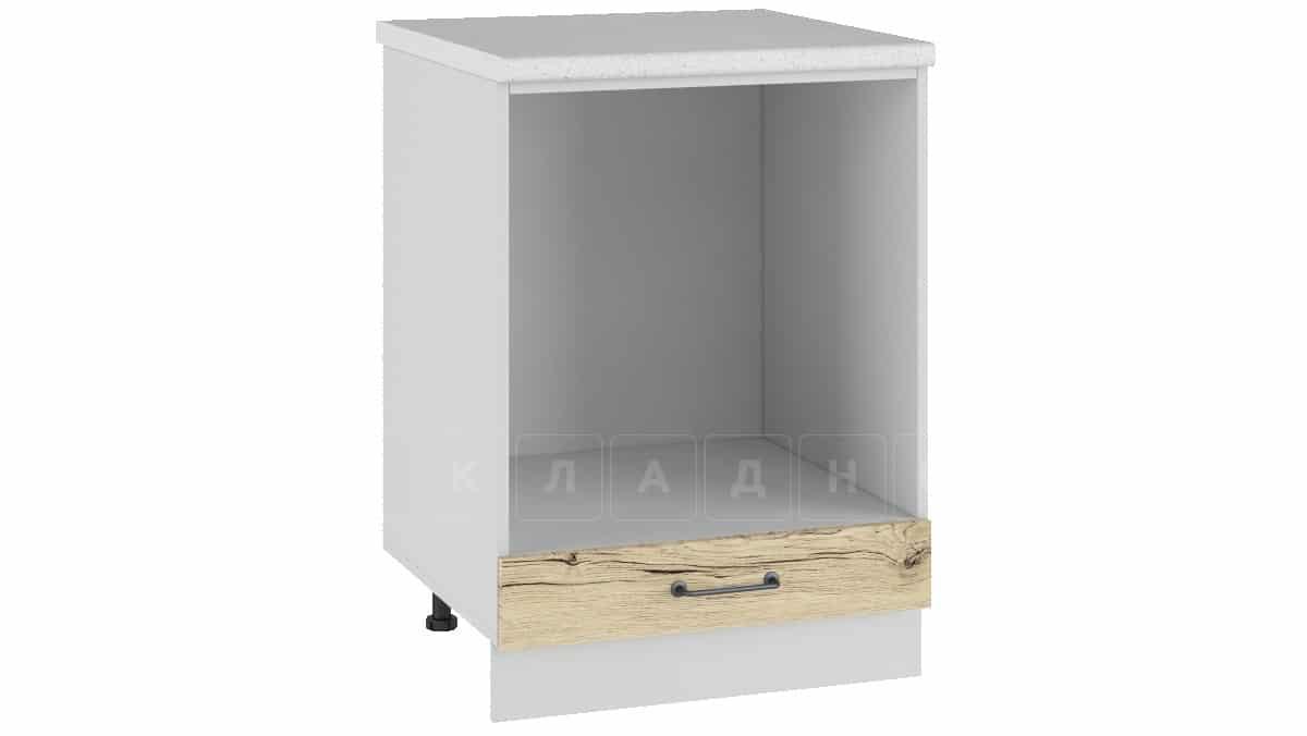Кухонный шкаф под встраиваемую духовку Даллас ШНД60 фото 1 | интернет-магазин Складно