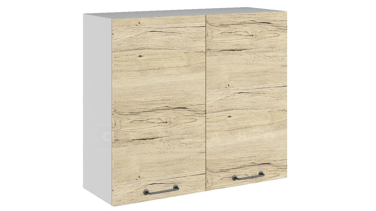 Кухонный навесной шкаф Даллас ШВ80 фото 1 | интернет-магазин Складно