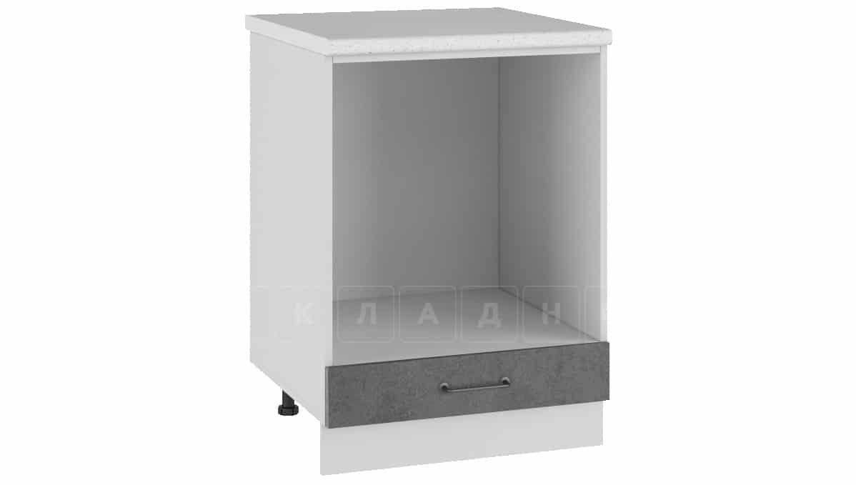 Кухонный шкаф под встраиваемую духовку Шале ШНД60 фото 2 | интернет-магазин Складно