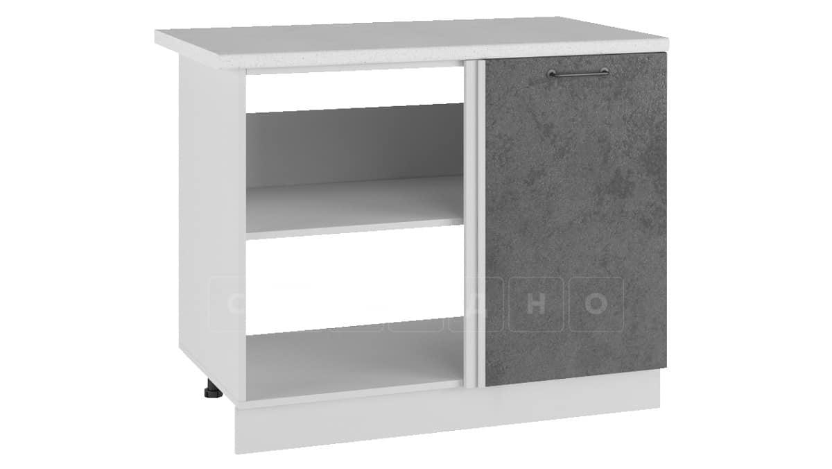 Кухонный шкаф напольный угловой Шале ШНУ100 фото 2 | интернет-магазин Складно