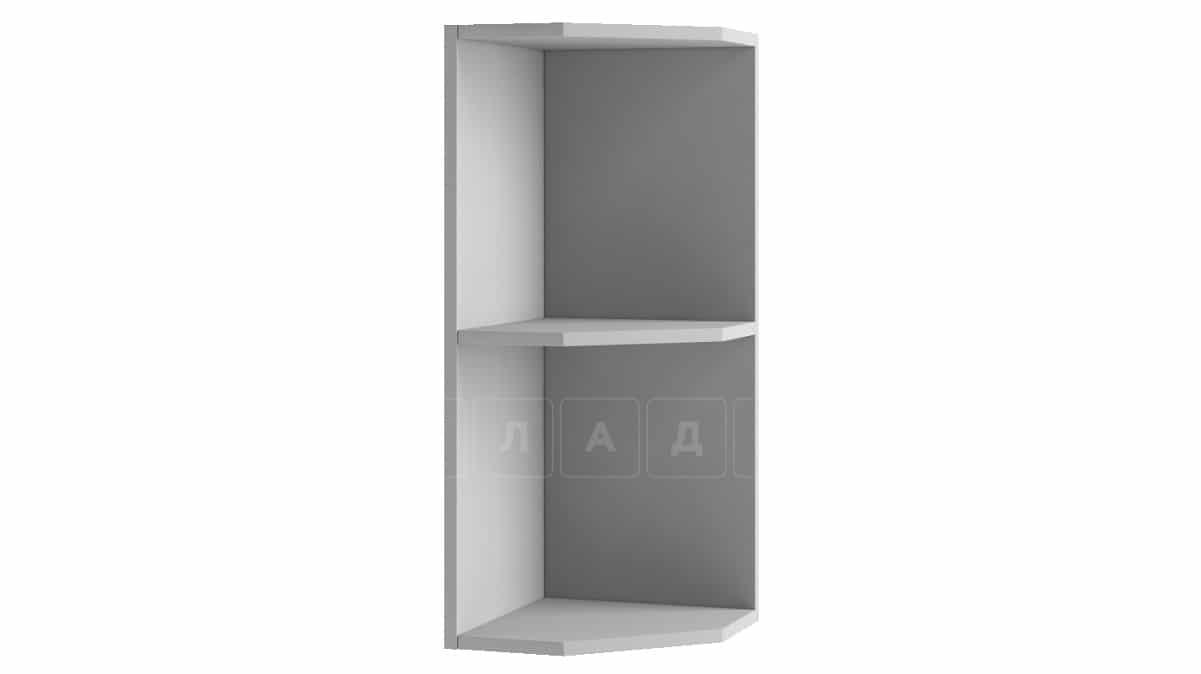 Кухонный навесной шкаф торцевой открытый Шале ШВПУ30 фото 1 | интернет-магазин Складно