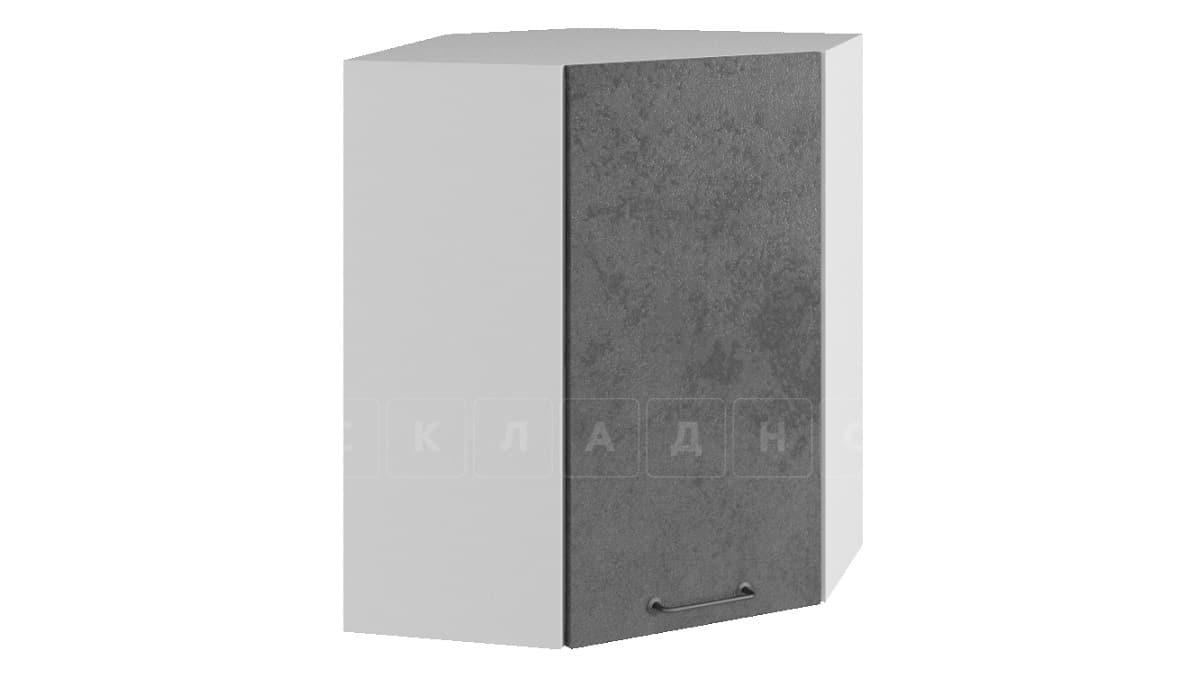 Кухонный навесной шкаф угловой Шале ШВУ50 фото 2 | интернет-магазин Складно