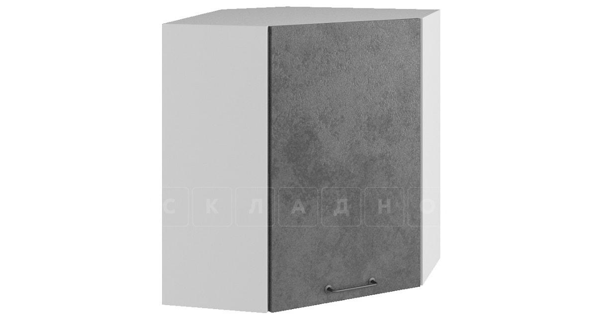 Кухонный навесной шкаф угловой Шале ШВУ60 фото 2 | интернет-магазин Складно
