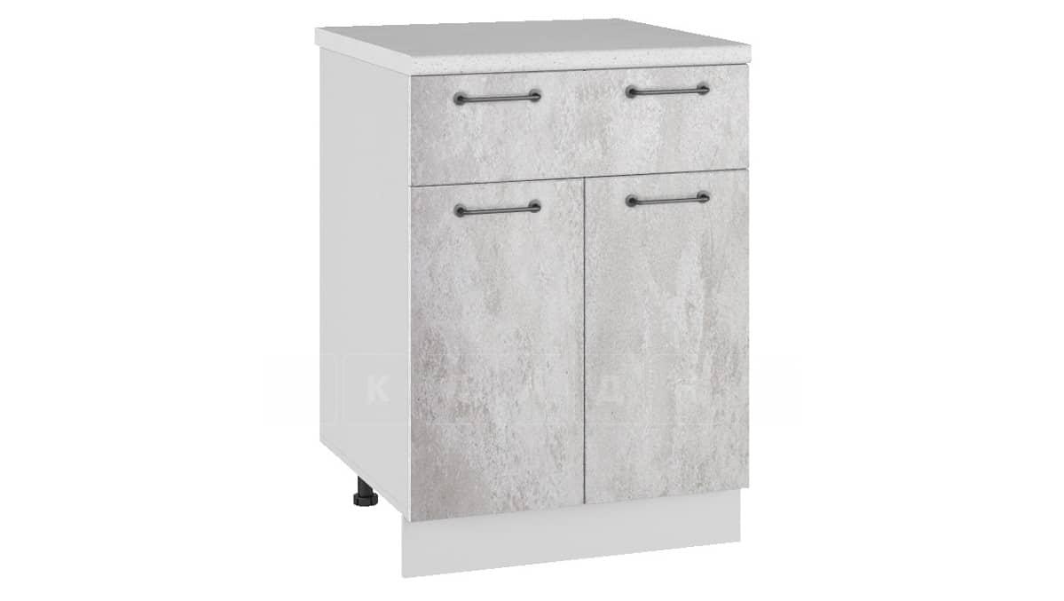 Кухонный шкаф напольный Шале ШН1Я60 с 1 ящиком фото 1 | интернет-магазин Складно