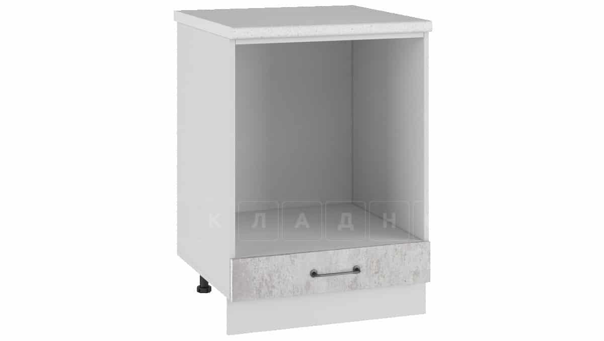 Кухонный шкаф под встраиваемую духовку Шале ШНД60 фото 1 | интернет-магазин Складно