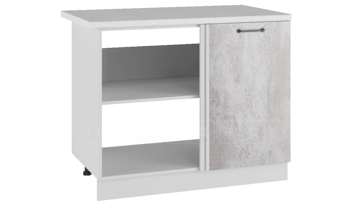 Кухонный шкаф напольный угловой Шале ШНУ100 фото 1 | интернет-магазин Складно