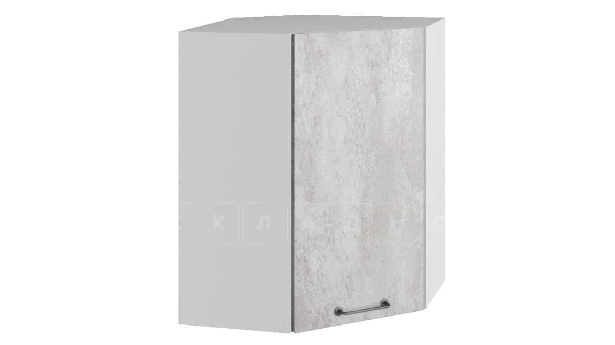 Кухонный навесной шкаф угловой Шале ШВУ50 фото 1 | интернет-магазин Складно