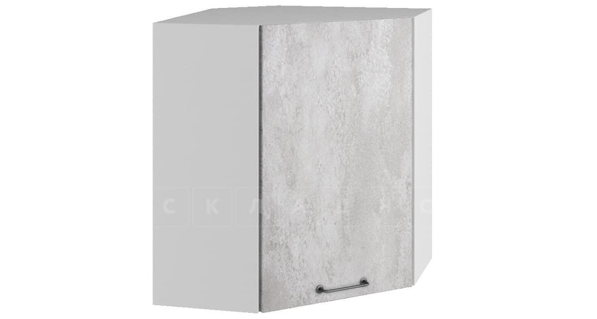 Кухонный навесной шкаф угловой Шале ШВУ60 фото 1 | интернет-магазин Складно