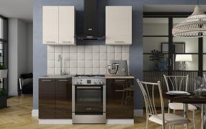 Кухонный гарнитур Шарлотта Асти 1,1 м фото | интернет-магазин Складно