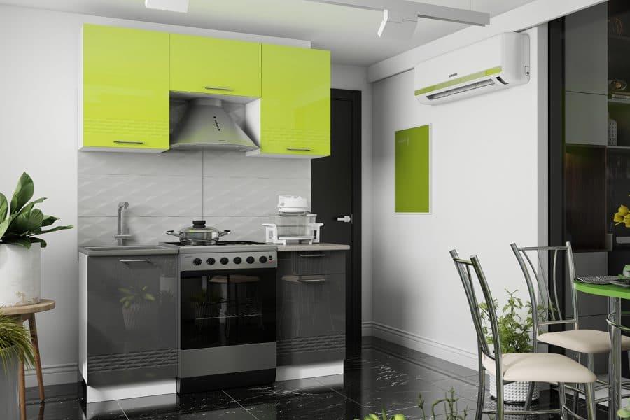 Кухонный гарнитур Шарлотта Асти 1,6 м фото | интернет-магазин Складно