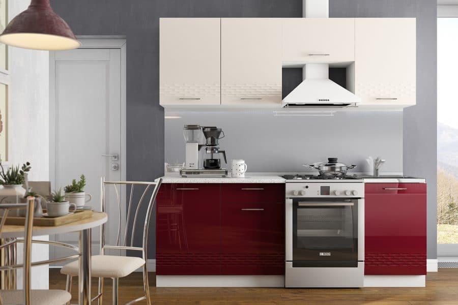 Кухонный гарнитур Шарлотта Асти 2,1 м фото | интернет-магазин Складно