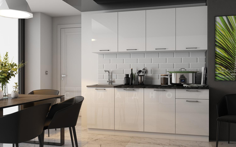 Кухонный гарнитур Даллас 2,0 м 8 модулей фото 1   интернет-магазин Складно