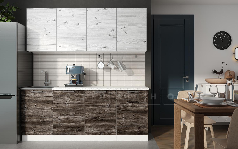 Кухонный гарнитур Даллас 2,0 м 8 модулей фото 2   интернет-магазин Складно