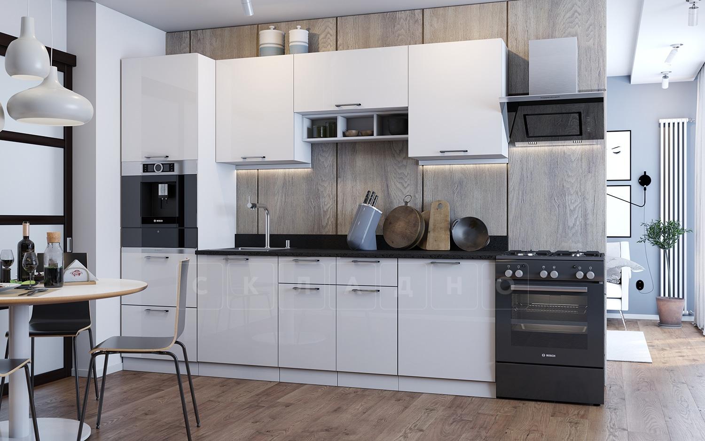 Кухонный гарнитур Даллас 2,6 м фото 1 | интернет-магазин Складно