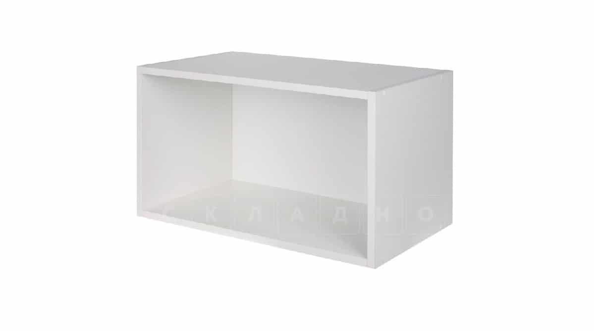 Кухонный навесной шкаф — полка Даллас ШВПГ60 фото 1 | интернет-магазин Складно