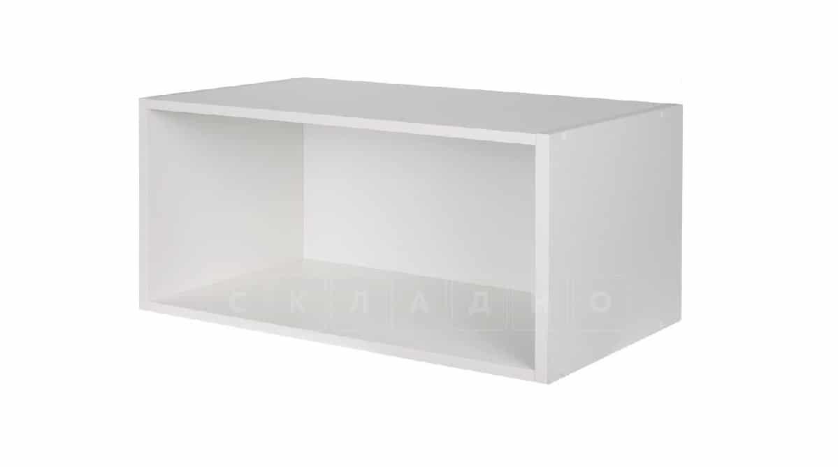 Кухонный навесной шкаф — полка Даллас ШВПГ80 фото 1 | интернет-магазин Складно