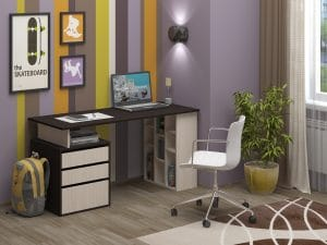 Компьютерный стол СК-10 фото | интернет-магазин Складно