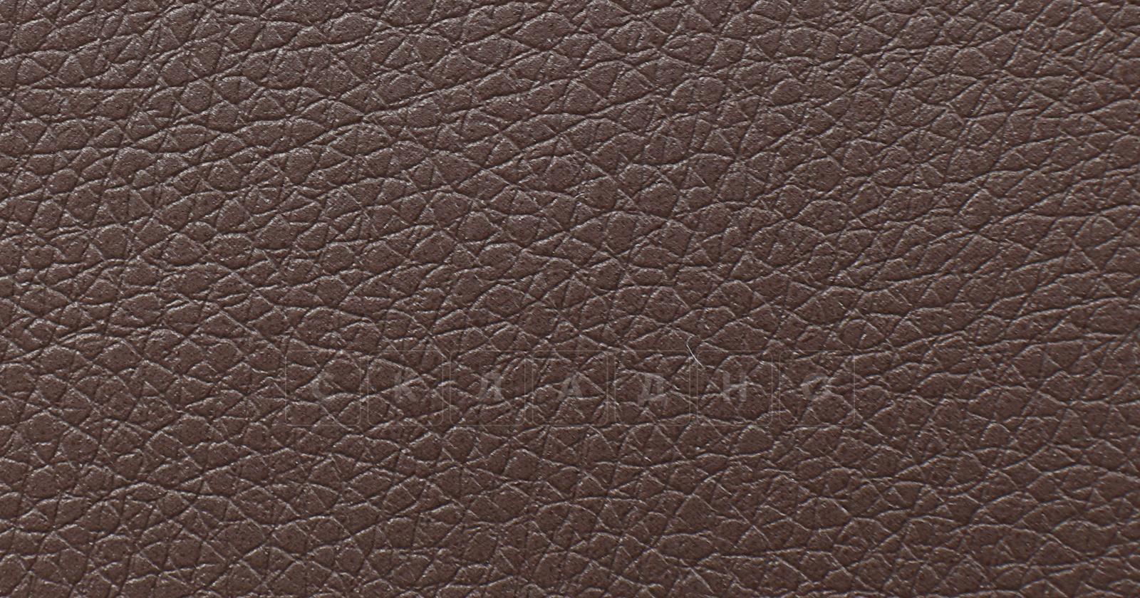 Мягкая кровать Синди 160 см шоколад без подъемного механизма фото 4 | интернет-магазин Складно